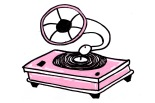 AVR gramaphone